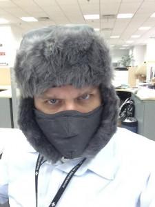 I'm a Russian ninja