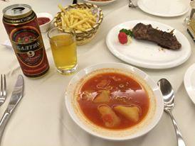 More Russian food