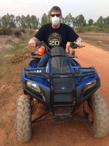 Me on the ATV