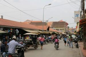 Downtown Siem Reap
