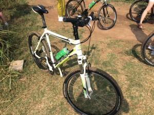 My mighty bike