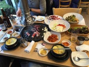 More Korean BBQ