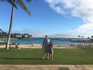 Near Disney Hotel in Hawaii